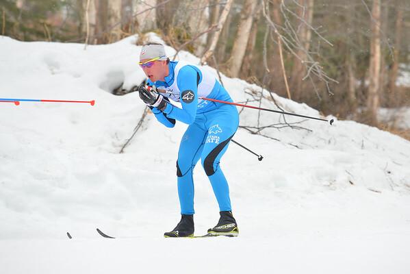 Montana State Bobcats Skiing