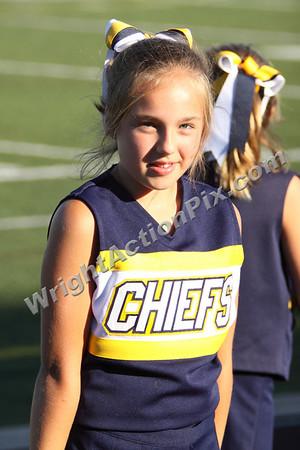 2009 09 19 Chiefs Freshman Blue vs Lapeer Steelers