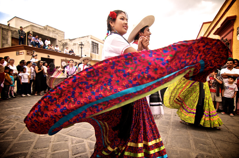 Guelaguetza Festivities - Oaxaca, Mexico