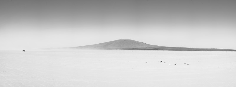 Traveling to Erta Ale volcano : Afar Region