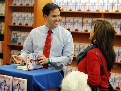Marco Rubio In Greenville