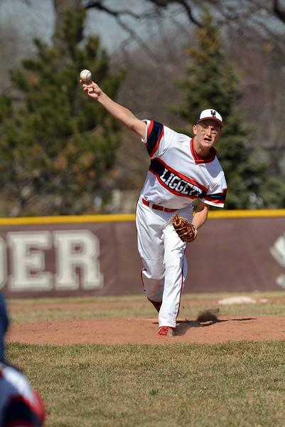 Utica takes on University of Liggett - baseball