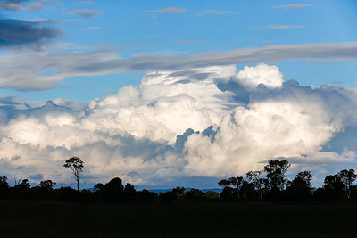 Northern NSW Coast Clouds