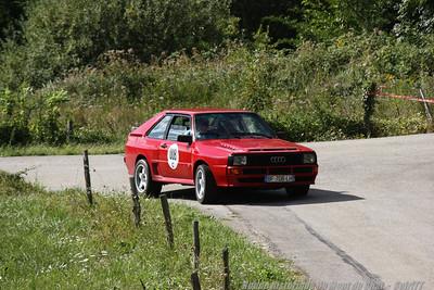 Ronde historique Mont du Chat 2012