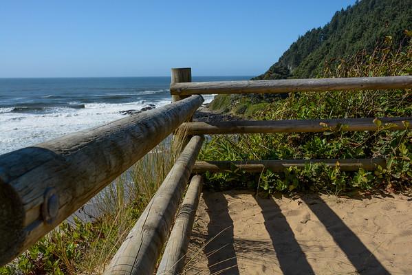 Oregon Coast Scenes