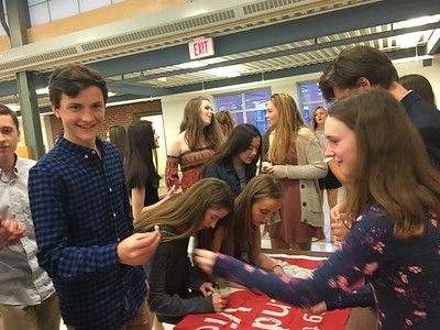 WRD 2018 Hingham High School