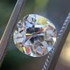 1.62ct Antique Cushion Cut Diamond GIA J VS1 11
