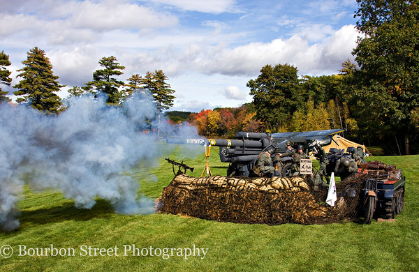 WWII Reenactment - Collings Foundation - October 3, 2009
