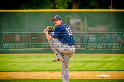 05-20-15 Albert Lea Tigers Baseball