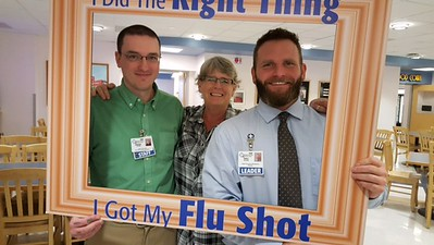 Do the Right Thing: Get Your Flu Shot 2017