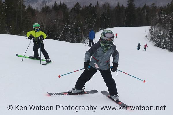 2021-02-14 Loon Skiing