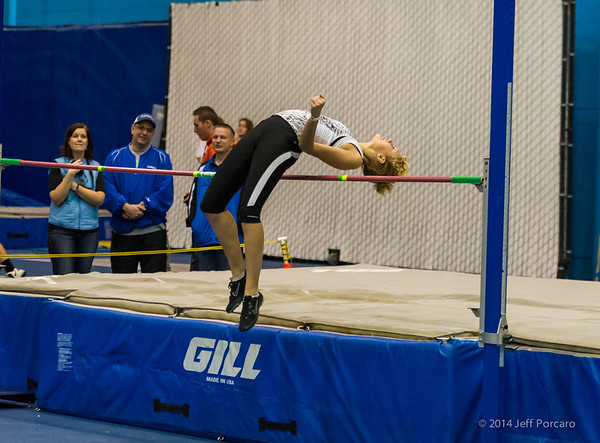 BYU Indoor Meet 2014