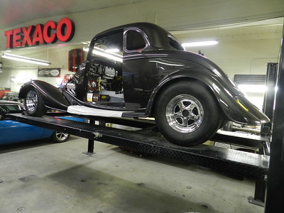 1934 Ford 5 Window Coupe - Keith Pierce