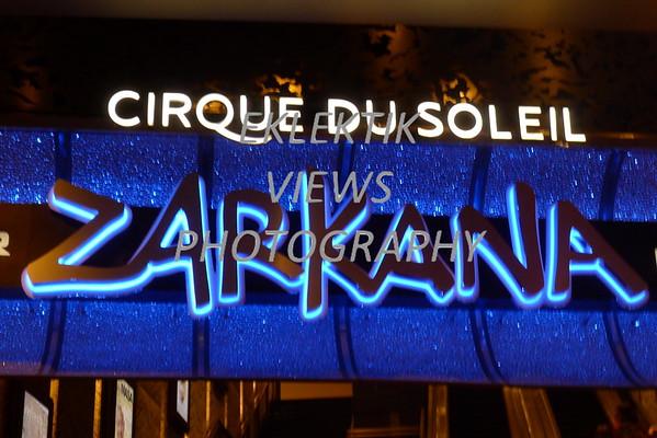 Cirque du Soleil - Zarkana - Las Vegas