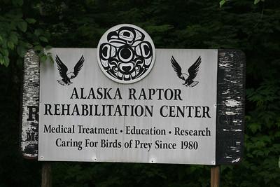 Alaska Raptor Rehabilitaion center