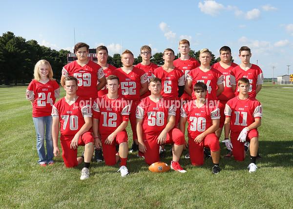 SNHS Football Team 2017