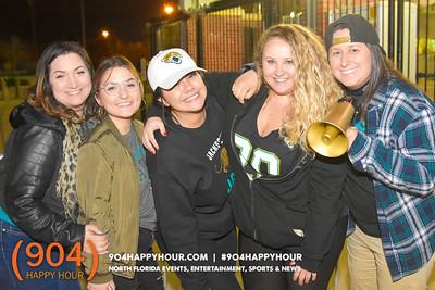 Jaguars Homecoming @ Everbank Field - 1.21.18