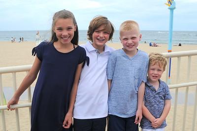 Leslie Hannon Family