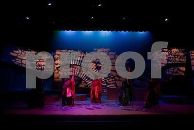 Mulan Production Shots