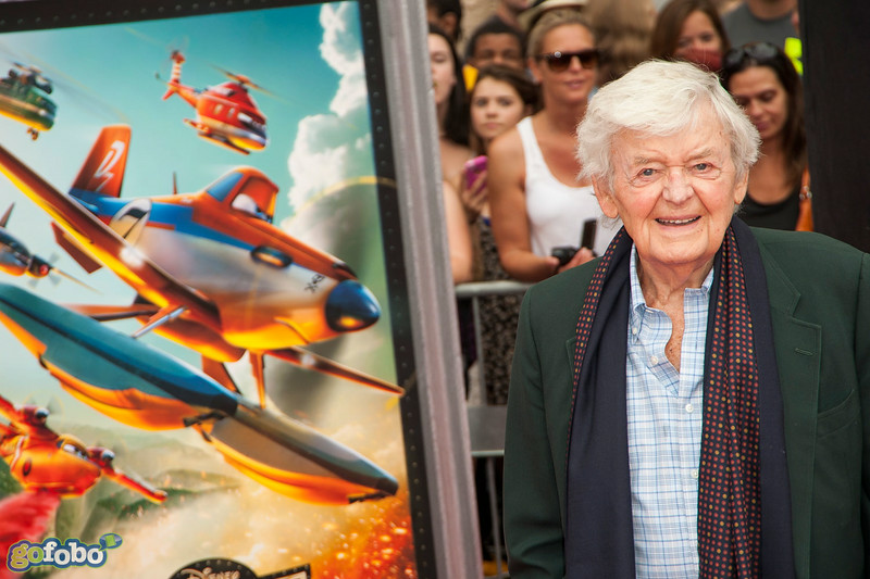 HOLLYWOOD, CA - JULY 15: Actor Hal Holbrook attends the premiere of Disney's 'Planes: Fire & Rescue' at the El Capitan Theatre on Tuesday July 15, 2014 in Hollywood, California. (Photo by Tom Sorensen/Moovieboy Pictures)