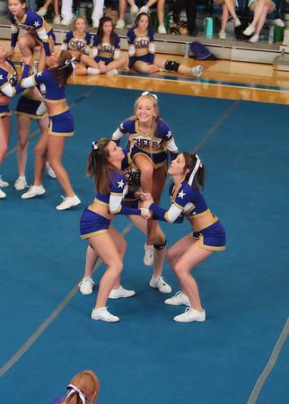 Cheer Zone Senior Squad