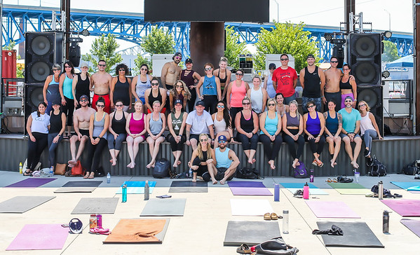 Prana Barre / Yoga Master Class FWD CLE