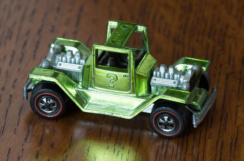 Hot Wheels T-4-2