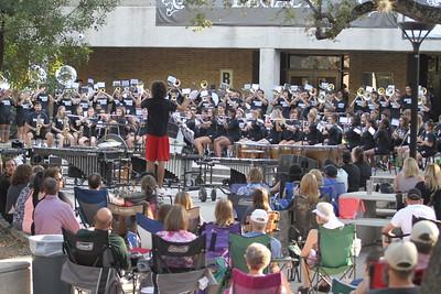 Courtyard concert - 8/23/18