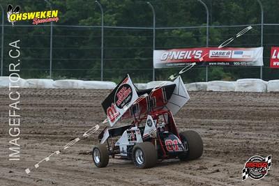 Ohsweken Speedway- July 7th