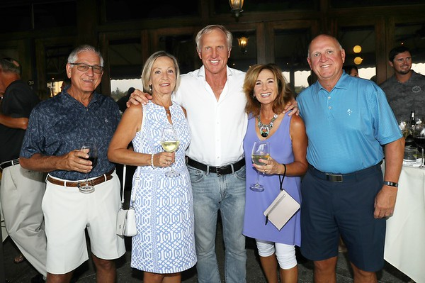 Greg Norman's 20th Anniversary