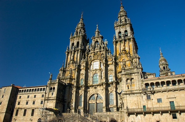 Santiago de Compostela: Cathedral
