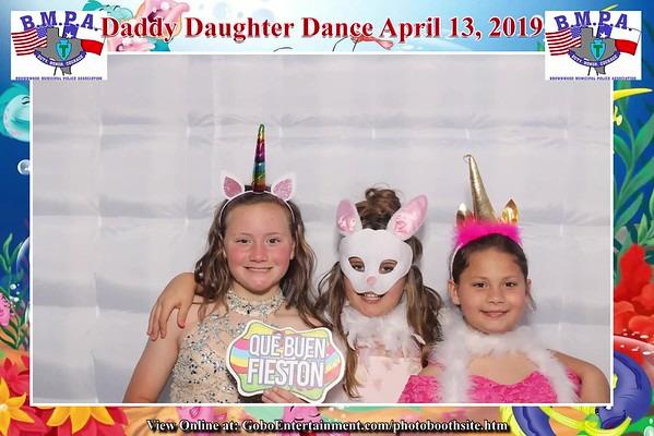 20190413 BMPA Daddy Daughter Dance