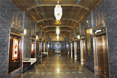 The art deco styled Seattle Tower at 1218 Third Avenue in downtown Seattle, Washington has been sold