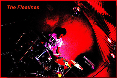The Fleetines @Studio Mistral