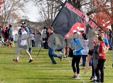 2016 State XC: 2A Boys and Girls