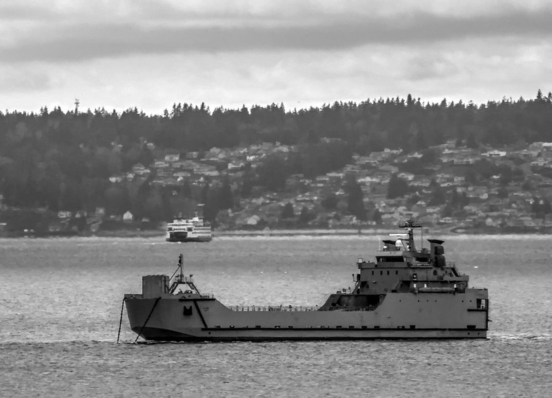Puget Sound Landing Craft - December 2016