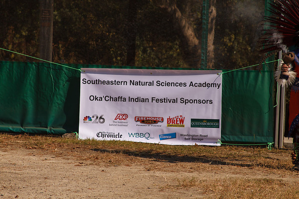 Oka'Chaffa Indian Festival, Augusta, GA