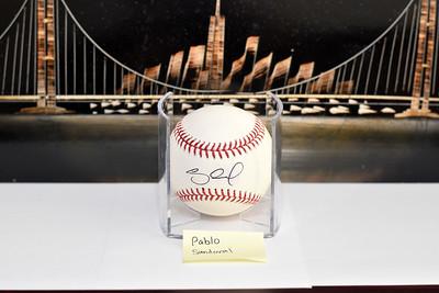 Autograph Baseball Inventory