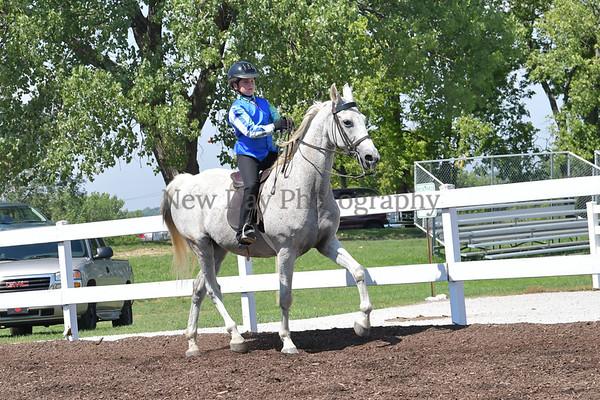 37A. Academy Horsemanship WT 9 & 10 Yrs.