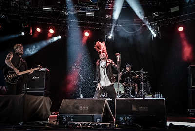 While She Sleeps performing at Tons Of Rock 2019