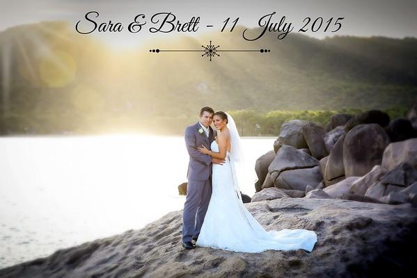 Sara & Brett