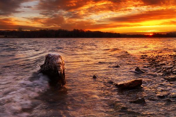 Longview Lake- Kansas City Missouri Landscape Photography
