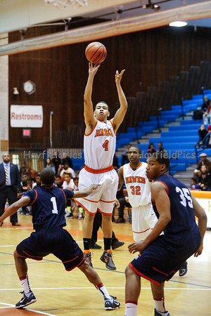 Boys Basketball JEB Stuart 2/12//13