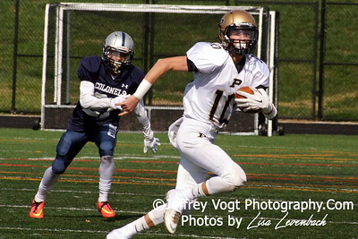 10-31-2015 Magruder HS vs Poolesville HS Varsity Football, Photos by Jeffrey Vogt Photography with Lisa Levenbach