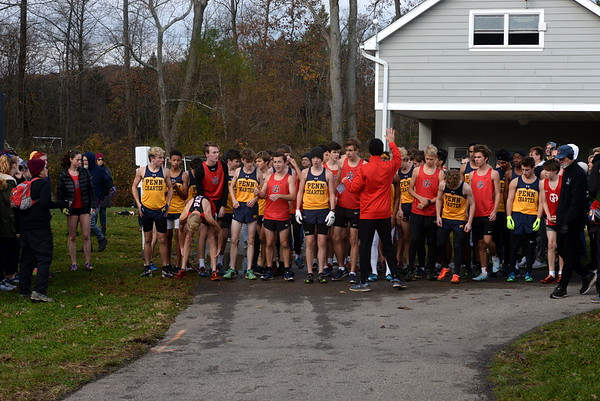 Boys Cross Country: GA vs PC - Gallery II