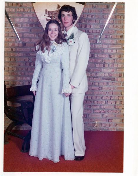 1975 Kris Konyha and date at Jr.Sr. Prom.jpeg
