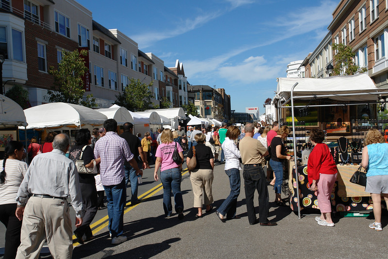Art Fair at Crocker Park