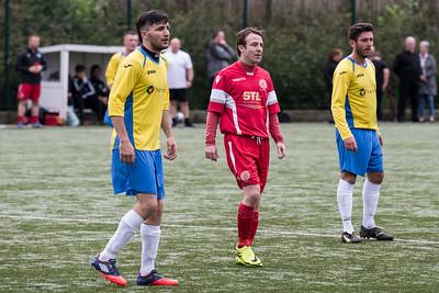 Royton Town (a) L 3-0