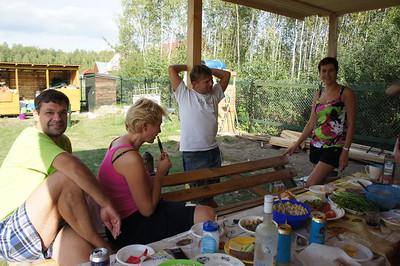 2011-08-27 ДР Тани - дача