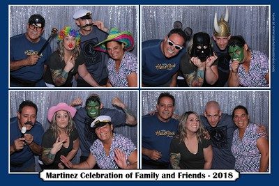Martinez Family Celebration - August 4, 2018